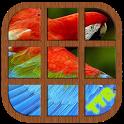 Parrot Sliding Puzzle icon