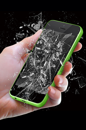 手機碎裂惡作劇 - Fake Crack Free