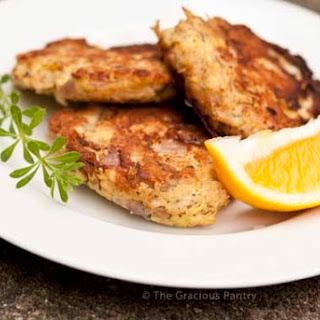 Clean Eating Tuna Patties Recipe