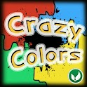 Crazy Colors – Free logo