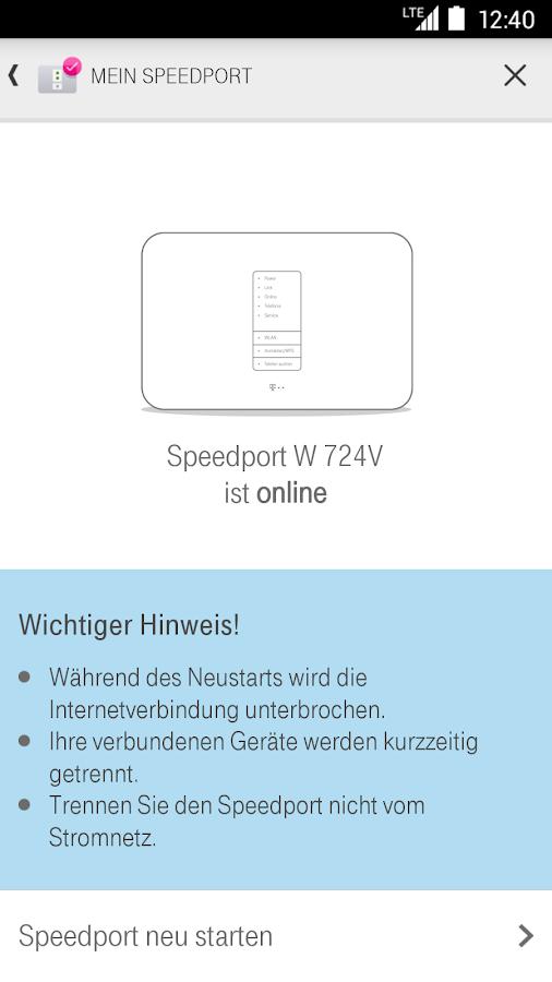 DSL Hilfe - screenshot
