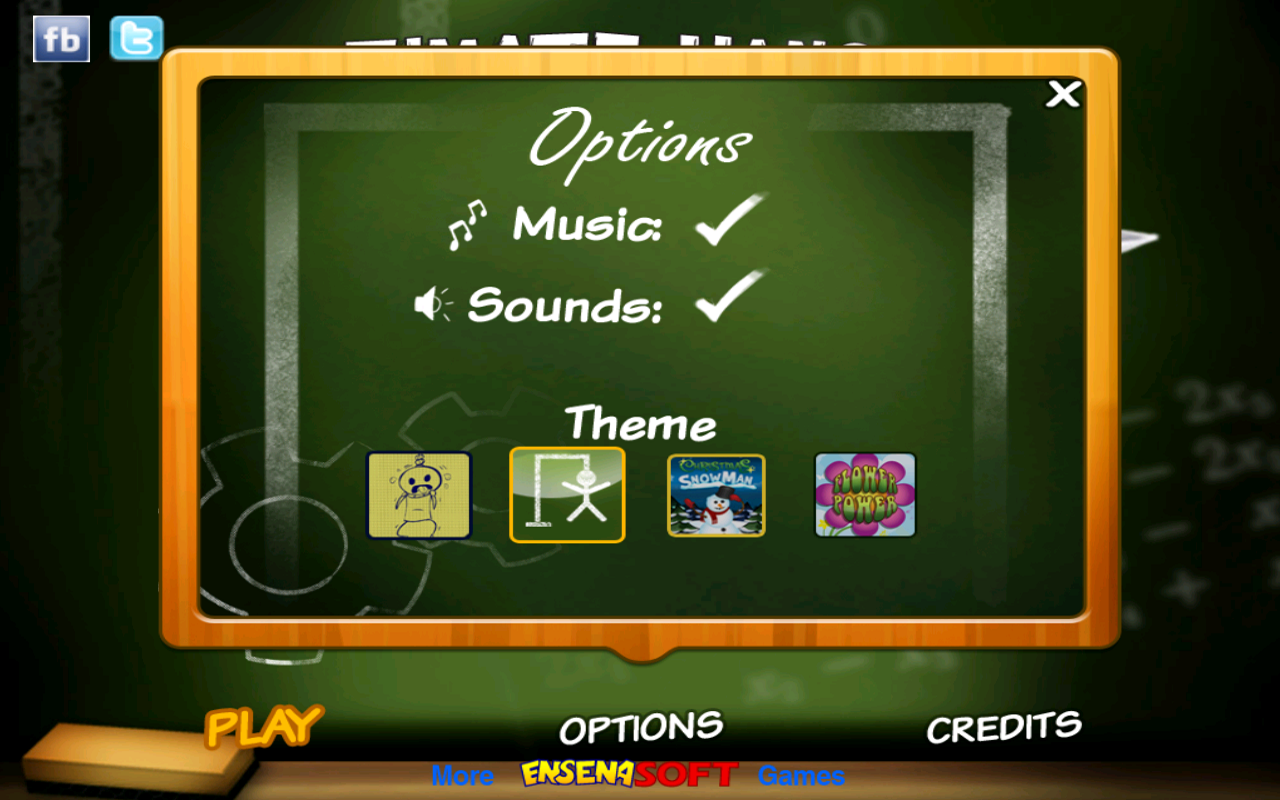 Ultimate Hangman HD- screenshot