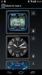 Clocki- Gear 2 Watch Face Pack|玩生活App免費|玩APPs