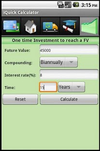 Financial Calculator Pro - screenshot thumbnail