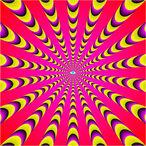 Gambar Bergerak Ilusi Optic2
