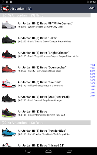 SPG: Sneaker Price Guide by TMC Networks (Google Play, United States