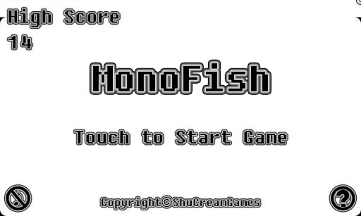 【免費街機App】모노피쉬(MonoFish)-APP點子