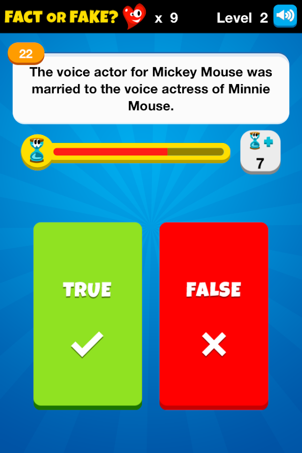 Fact or Fake?™ - Play Now! - screenshot