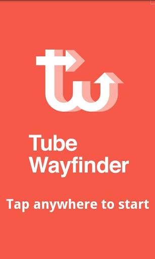 Tube Wayfinder