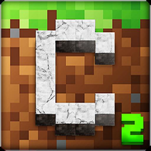 Cube Craft 2 : Survivor Mode LOGO-APP點子