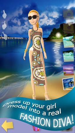 Dress Up – Beach Party Girls 3.0 screenshot 408780