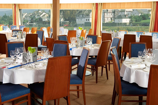 Viking-Legend-Restaurant - Guests will enjoy an intimate dinner in the inviting atmosphere of Viking Legend's restaurant.