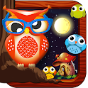 Owl Bubble Shooter icon