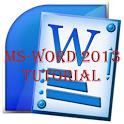 Microsoft Word2013(Video)Tutor icon