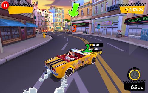 Crazy Taxi™ City Rush Screenshot 31