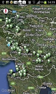 Idrija - Cerkno Travel Guide- screenshot thumbnail