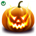 Halloween Pumpkin Smash Lite logo