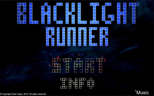 Blacklight Runner