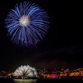 Firework Festival in Malta by Marco Aquilina - News & Events World Events (  )