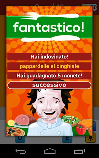 【免費拼字App】Indovina il piatto-APP點子