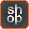 ShopDroid logo