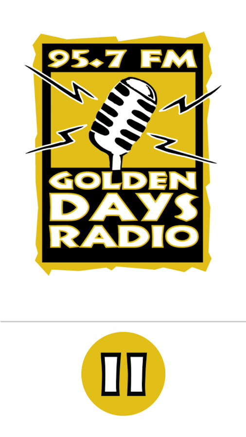 Golden Days Radio- screenshot