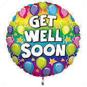 Get Well Soon SMS & Images