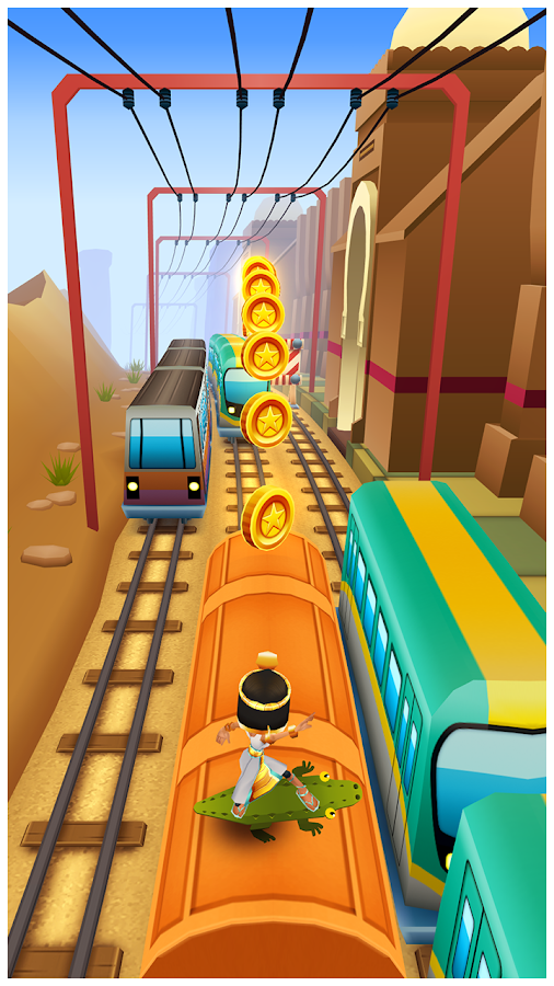 Baixar Subway Surf no AndroidBit