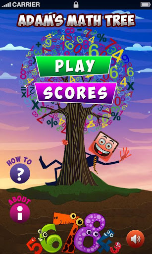 Adams Math Tree for Kids