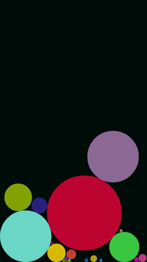 Bouncy balls- screenshot