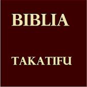 Swahili Bible, Biblia Takatifu