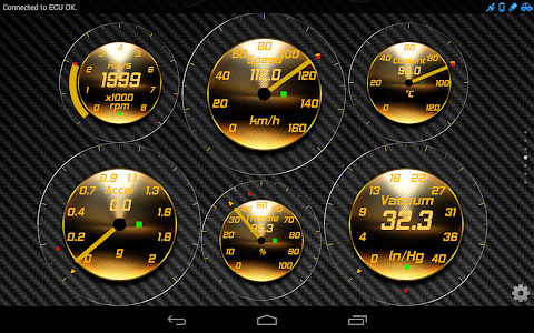 Torque Theme Glass OBD 2 screenshot 5