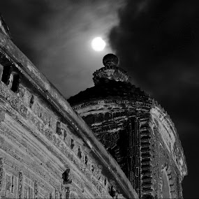 by Abhijit Pal - Black & White Buildings & Architecture