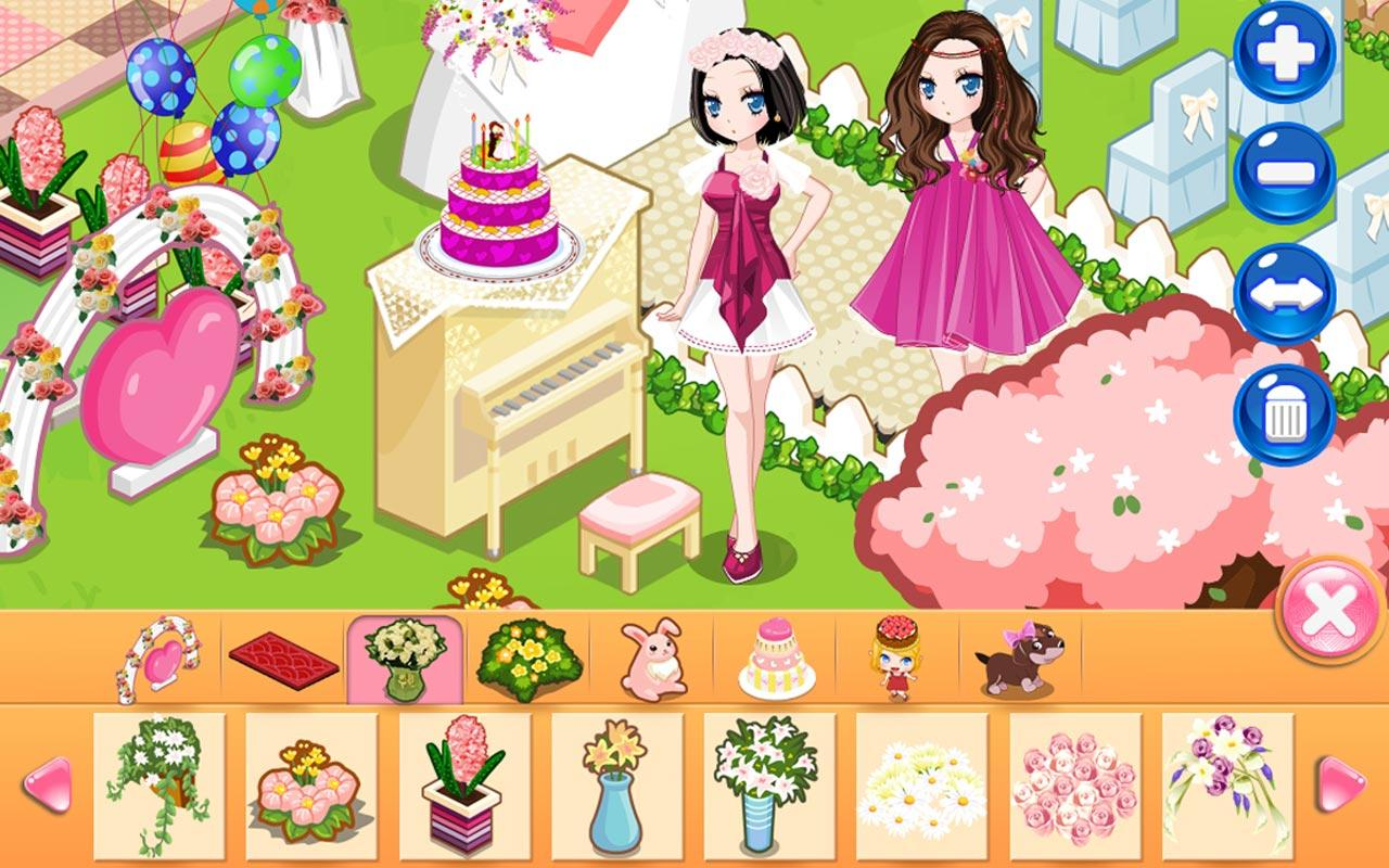 Design Wedding Party - screenshot