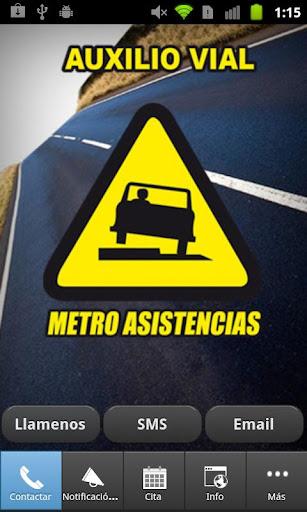 Metro Asistencias