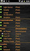 Screenshot of Phone Doctor