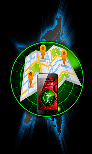 GPS Navigation Phone finder