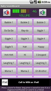 Baby Sounds & Ringtones - screenshot thumbnail