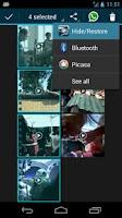 Screenshot of FVH - Free Video Hider
