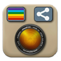 InstaEcho: Share for Instagram icon