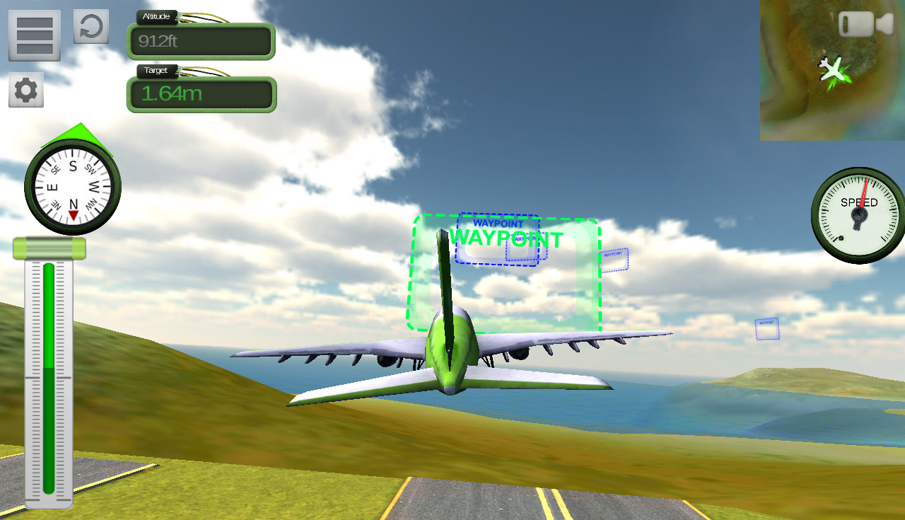 Boeing Airplane Simulator- screenshot
