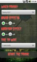 Screenshot of Scary Prank: Shock Joke