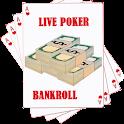 Live Poker Bankroll logo