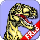 Kids Dinosaur Memory Game Free