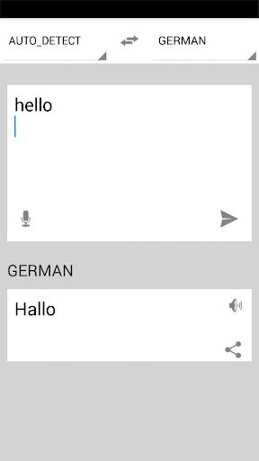 翻譯所有的語言