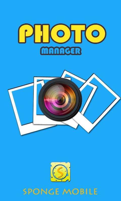 Photo Manager - screenshot