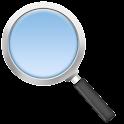 拡大鏡 icon