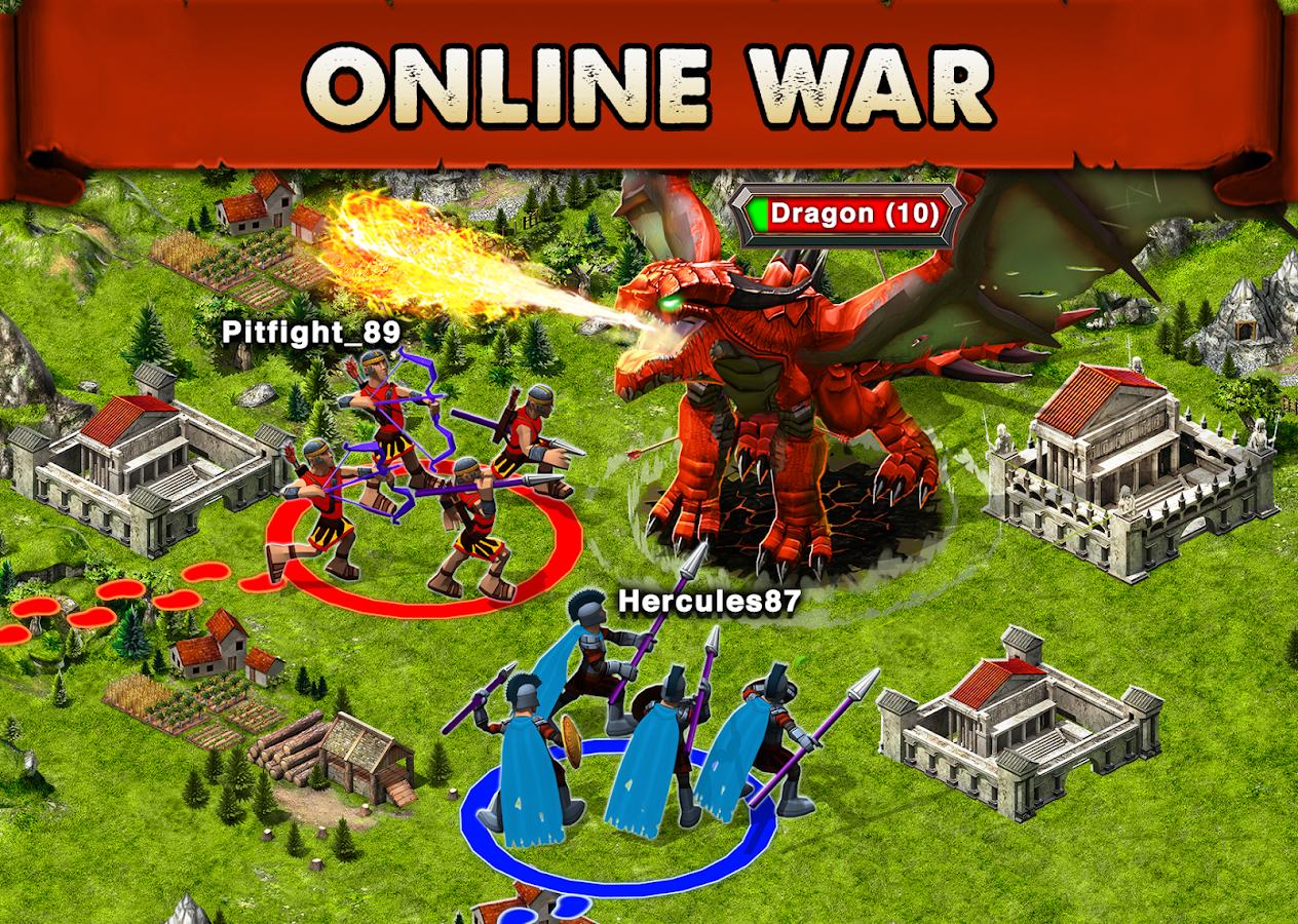 Game of War Fire Age Wallpaper Screenshots 18 Game of War