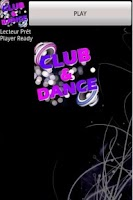 Screenshot of Player Club & Dance
