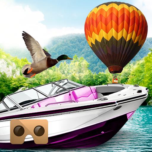 虚拟现实疯狂的冒险船 冒險 App LOGO-硬是要APP
